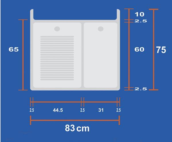 Lavaderos de concreto mallacosta for Lavadero medidas
